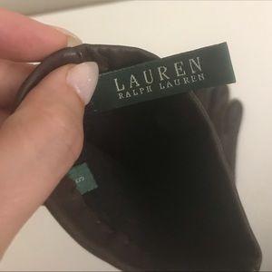 Ralph Lauren Accessories - Ralph Lauren Leather Gloves, Size S